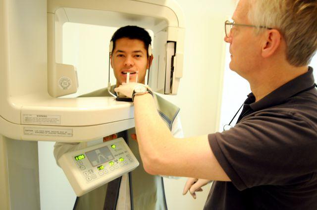 Zahnarzt Dr. Homann Bocholt - Röntgen