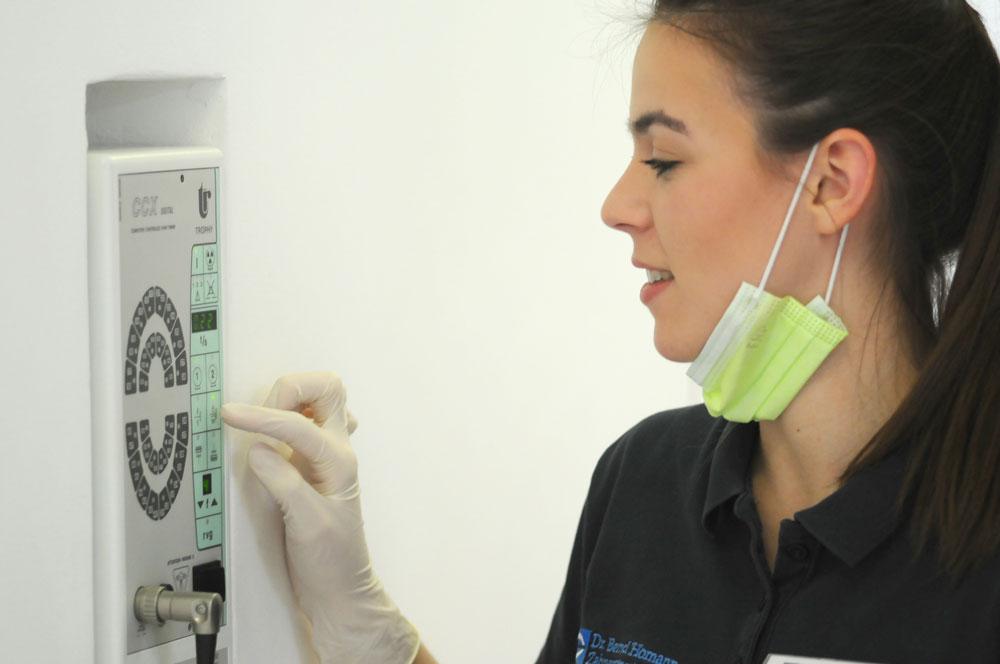 Zahnarzt Dr. Homann Bocholt - Team