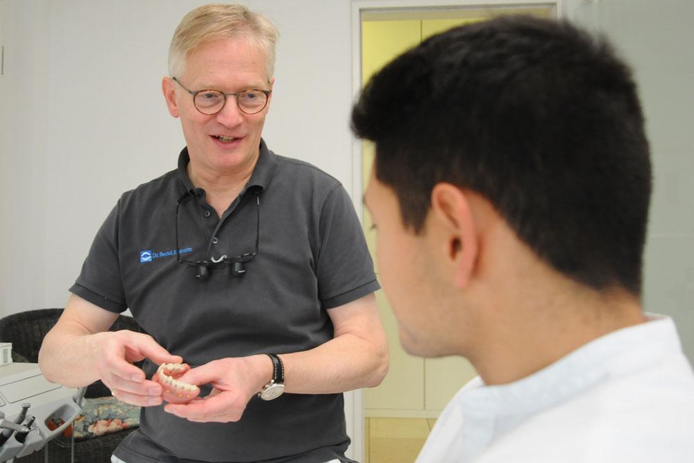 Zahnarzt Dr. Homann Bocholt - Zahnästhetik
