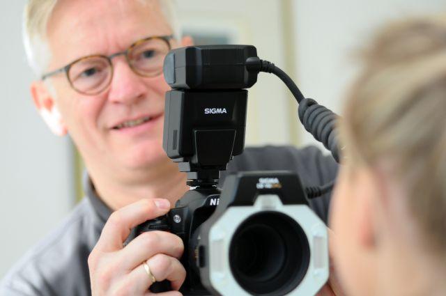 Zahnarzt Dr. Homann Bocholt - Fotografie