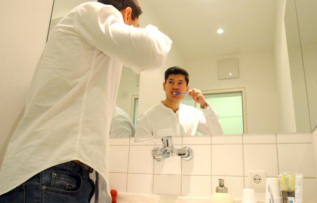 Zahnarzt Dr. Homann Bocholt - Hygiene