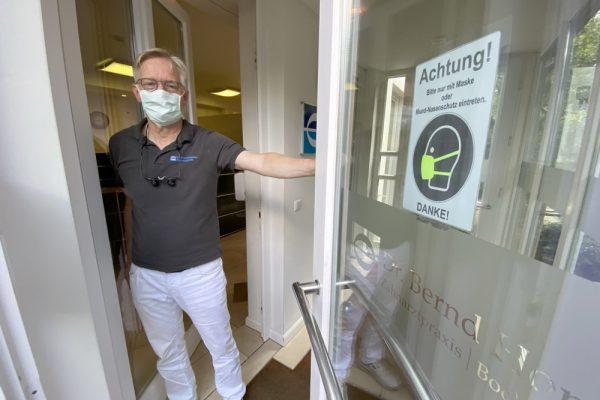 Zahnarztpraxis Dr. Homann investiert in Patientenschutz